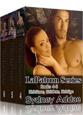 LaPatron Birth Series Collection, Books 4-6